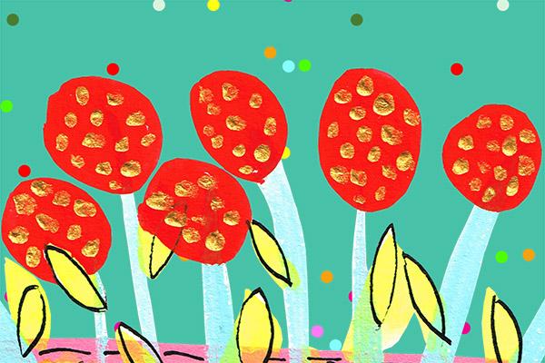 flowers on table db 083 600×400 jpeg