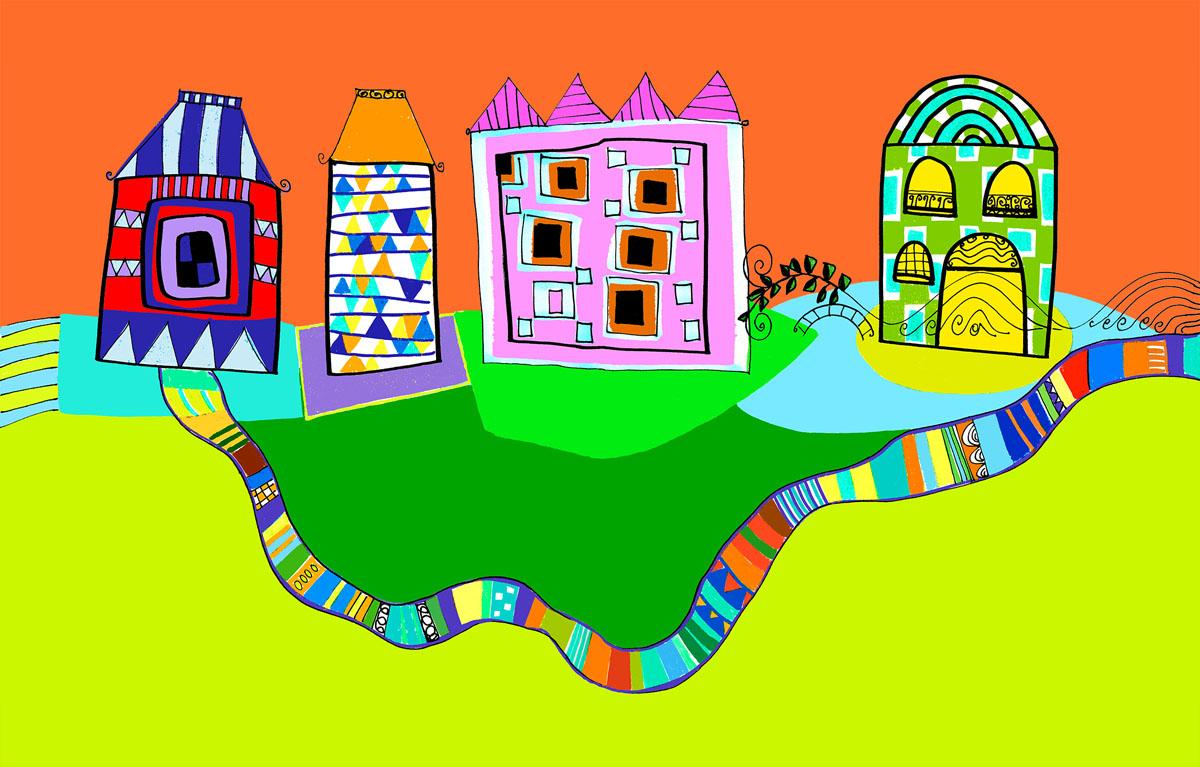 suburbs by Mariska Eyck 1200