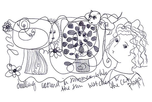 doodling in summer db 084 600×400 jpeg