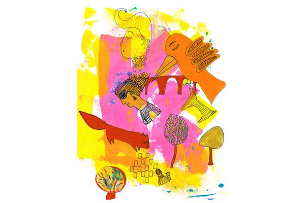 pbgu 1 doodling aroundand waiting for sunshine art by mariska eyck db 094 16449 400×600