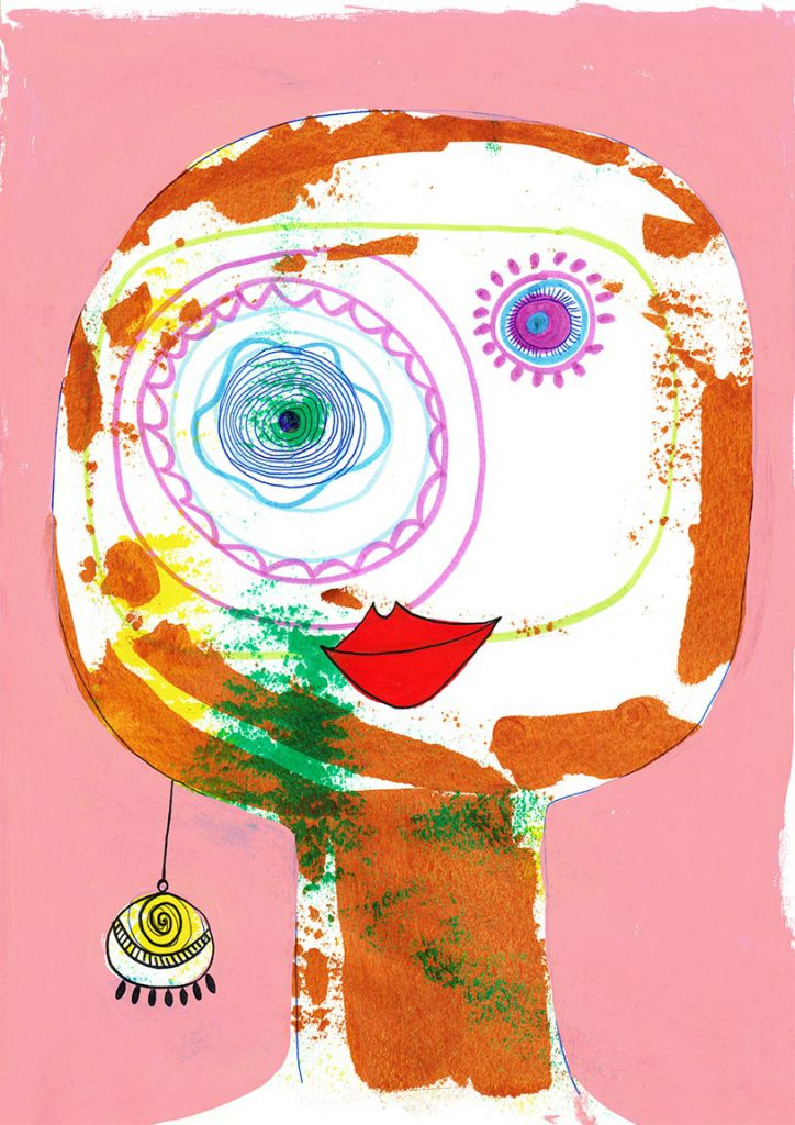 storytelling happy colorful art sparkle