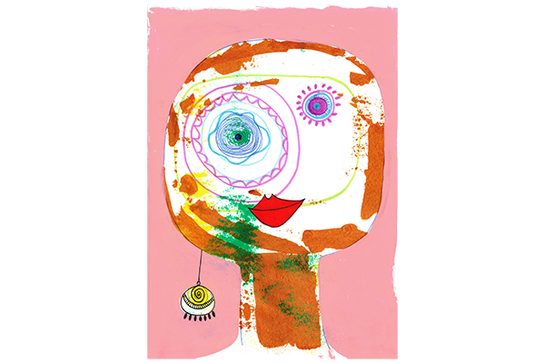 happy face art mariska eyck db 096 16661 400×600 jpeg