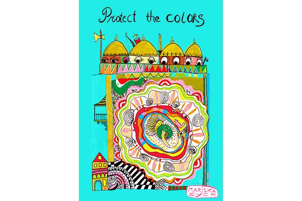 protect the colors art mariska eyck db 096 400×600