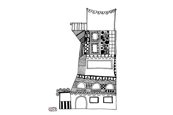house bl & w art mariska eyck db 097 16822 400×600