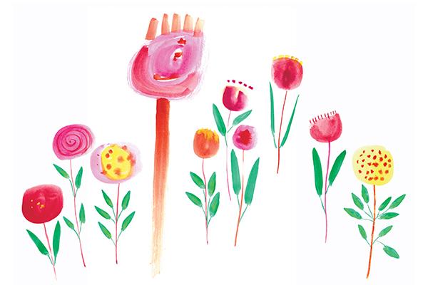 spring flowers RGB art mariska eyck db 098 16940 400×600